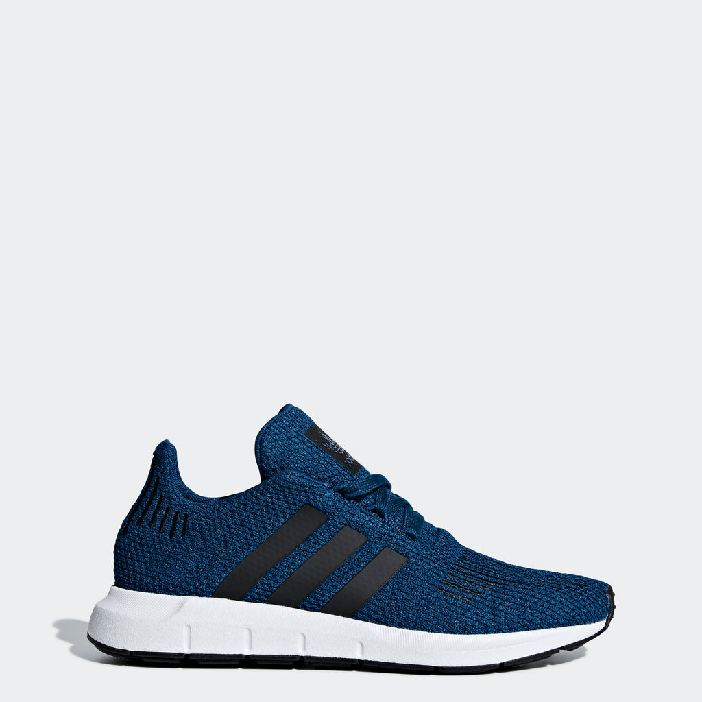 Kid's adidas Originals Swift Run Shoes Legend Marine
