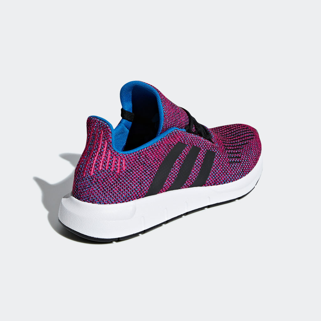 Kid's adidas Originals Swift Run Shoes Real Magenta