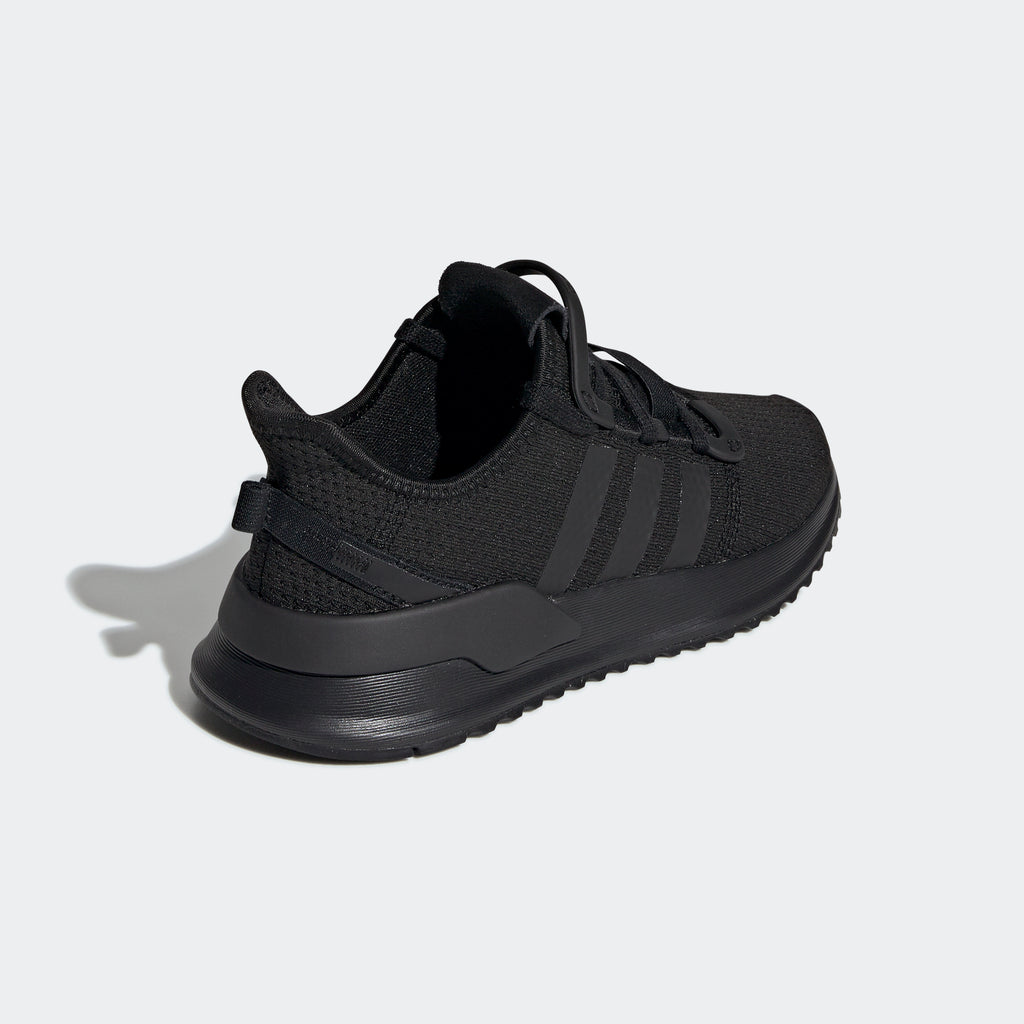 Kid's adidas Originals U_Path Run Shoes Black