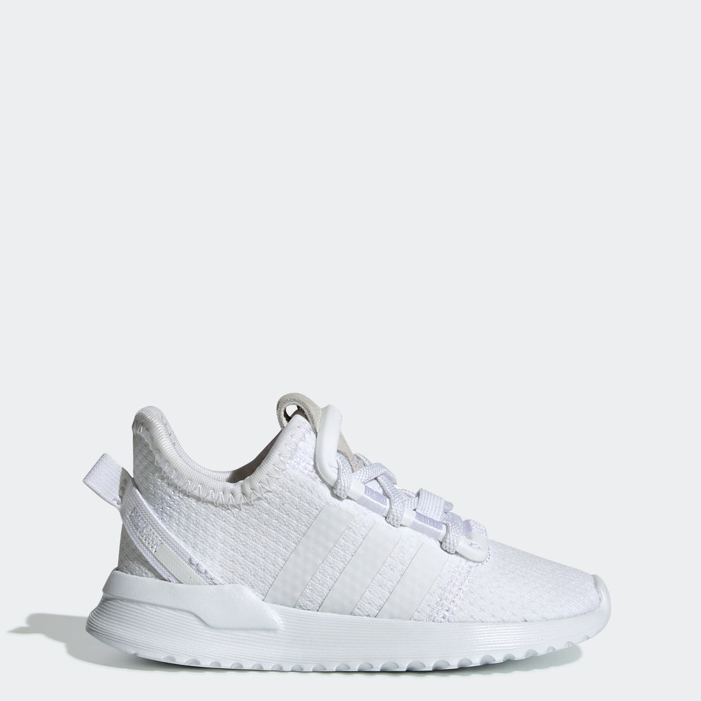 Toddler's adidas Originals U_Path Run Shoes White