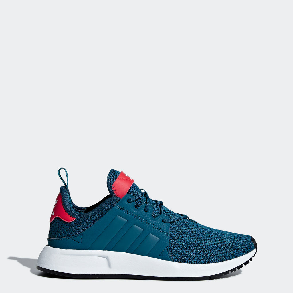 Kid's adidas Originals X_PLR Shoes Petrol Night Blue