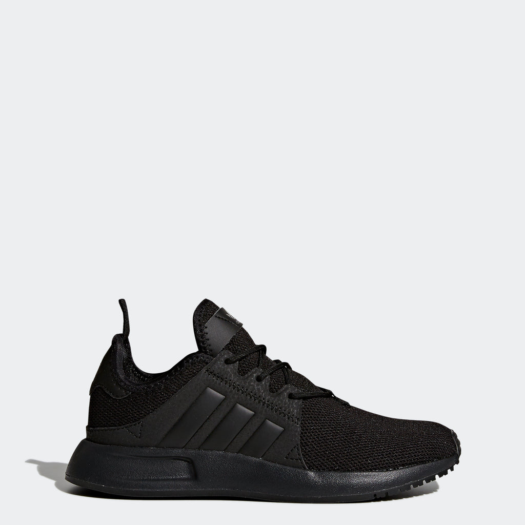 Kid's adidas Originals X_PLR Shoes Triple Black