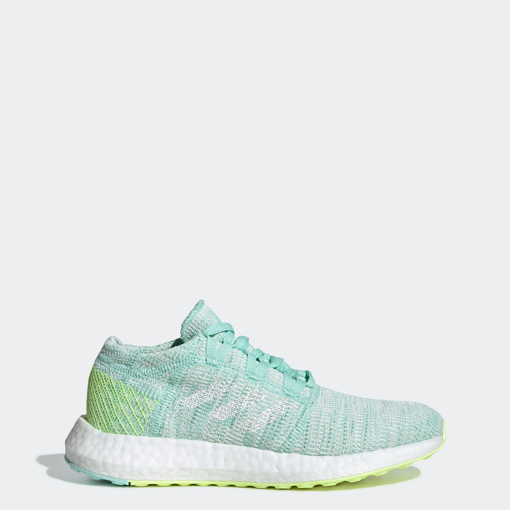 Kid's adidas Running PureBOOOST Go Shoes Clear Mint