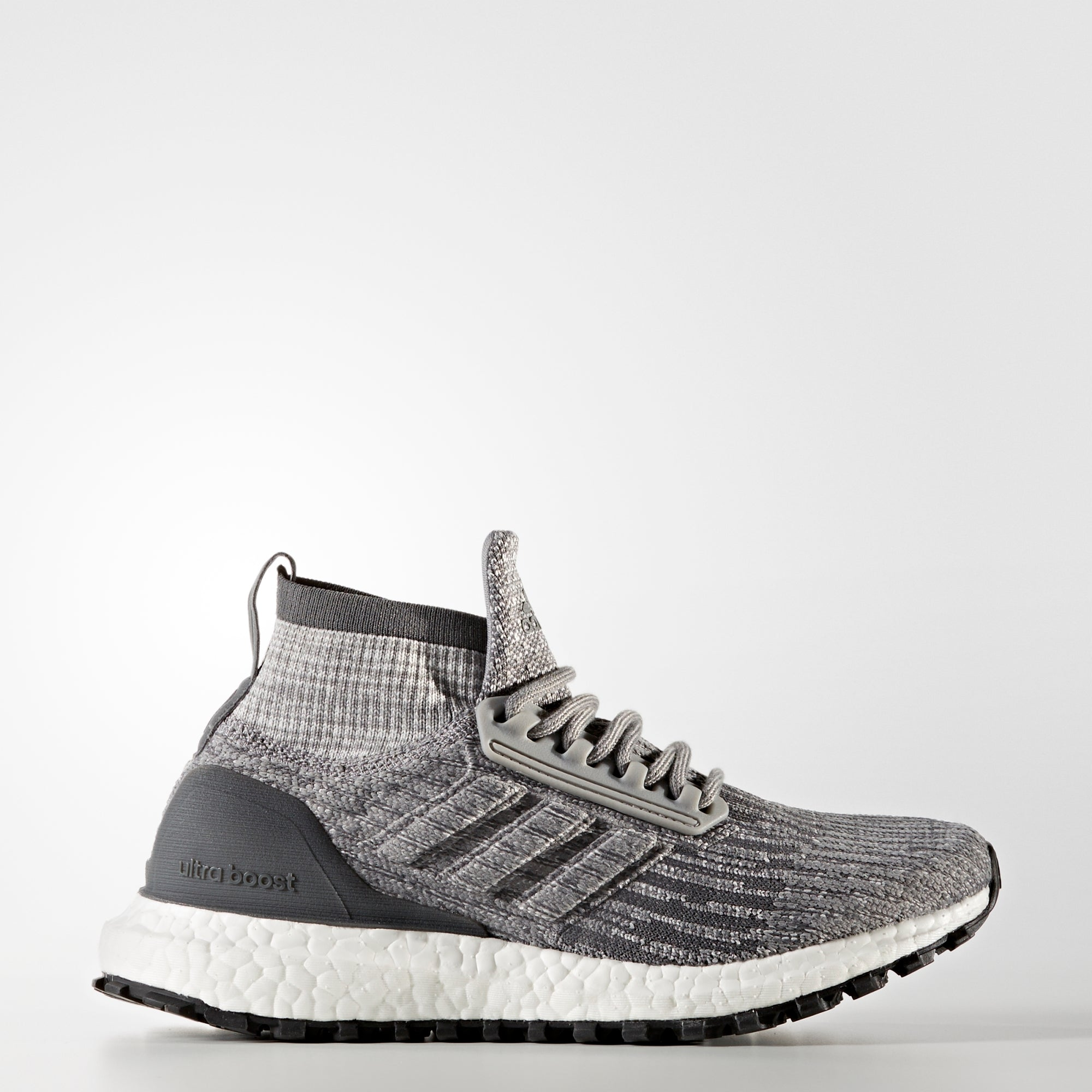 9cddaf7c49ff6 Kid s adidas Running Ultraboost Shoes Gray