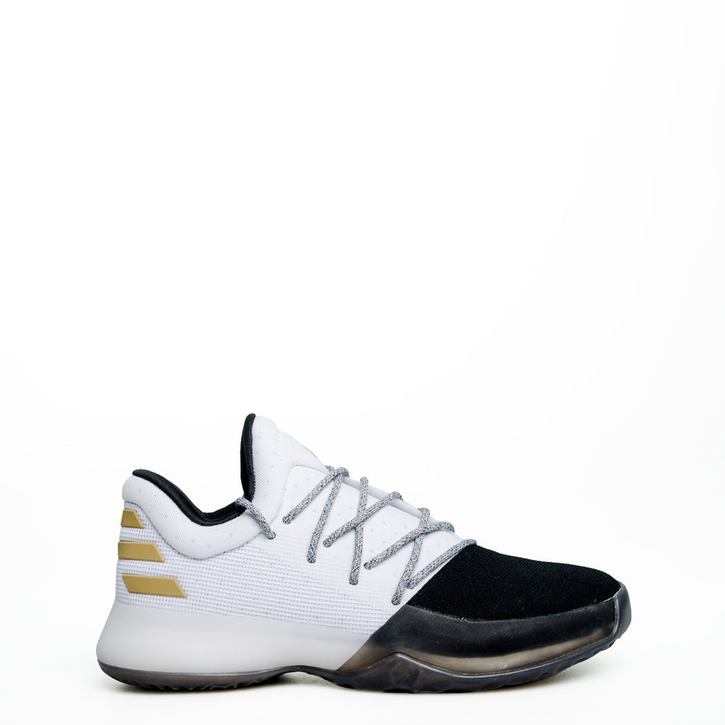Kid's Adidas Basketball Harden Vol. 1 Shoes Black
