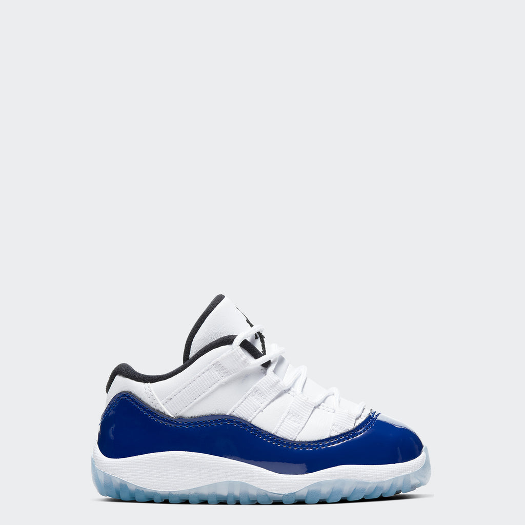 "Toddlers' Air Jordan 11 Retro Low TD ""Concord Sketch"""