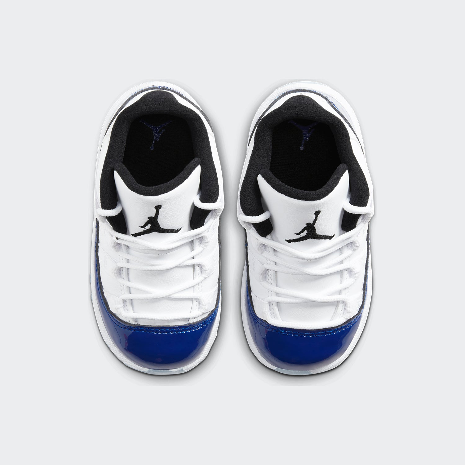 Toddlers Air Jordan 11 Retro Low Td Concord Sketch Chicago