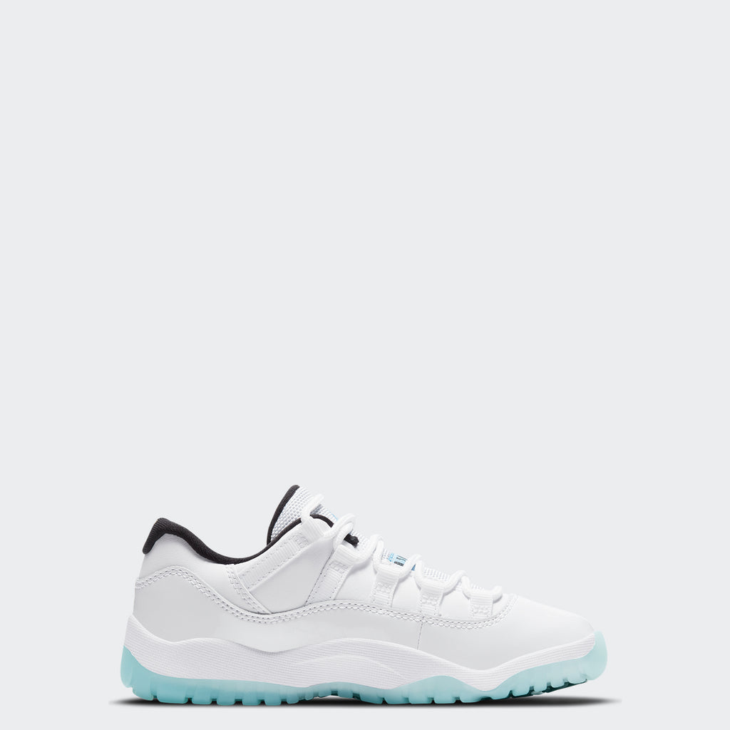 "Little Kids' Air Jordan 11 Retro Low PS ""Legend Blue"" (Sizes 10.5C-3Y)"