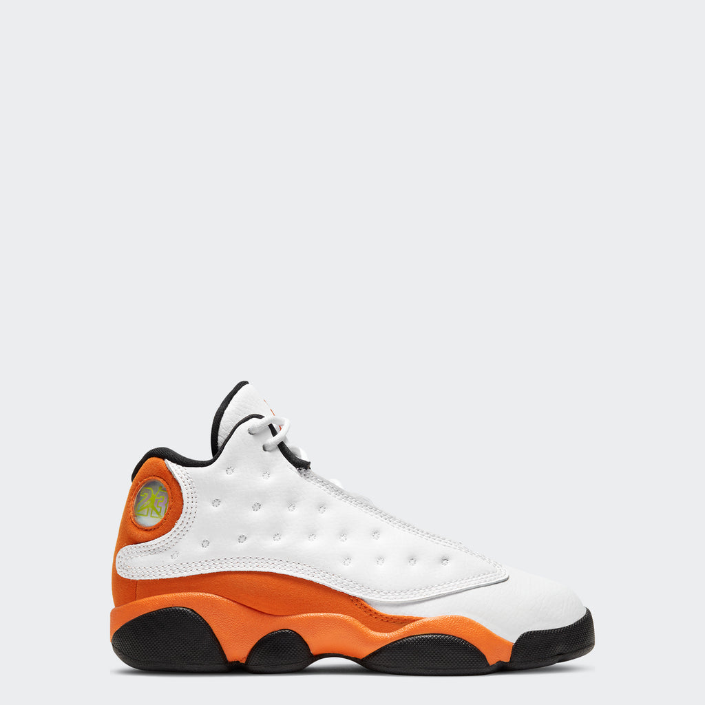 "Little Kids' Air Jordan 13 Retro Preschool ""Starfish"" (Sizes 10.5C-3Y) (SKU DJ3005-108) 