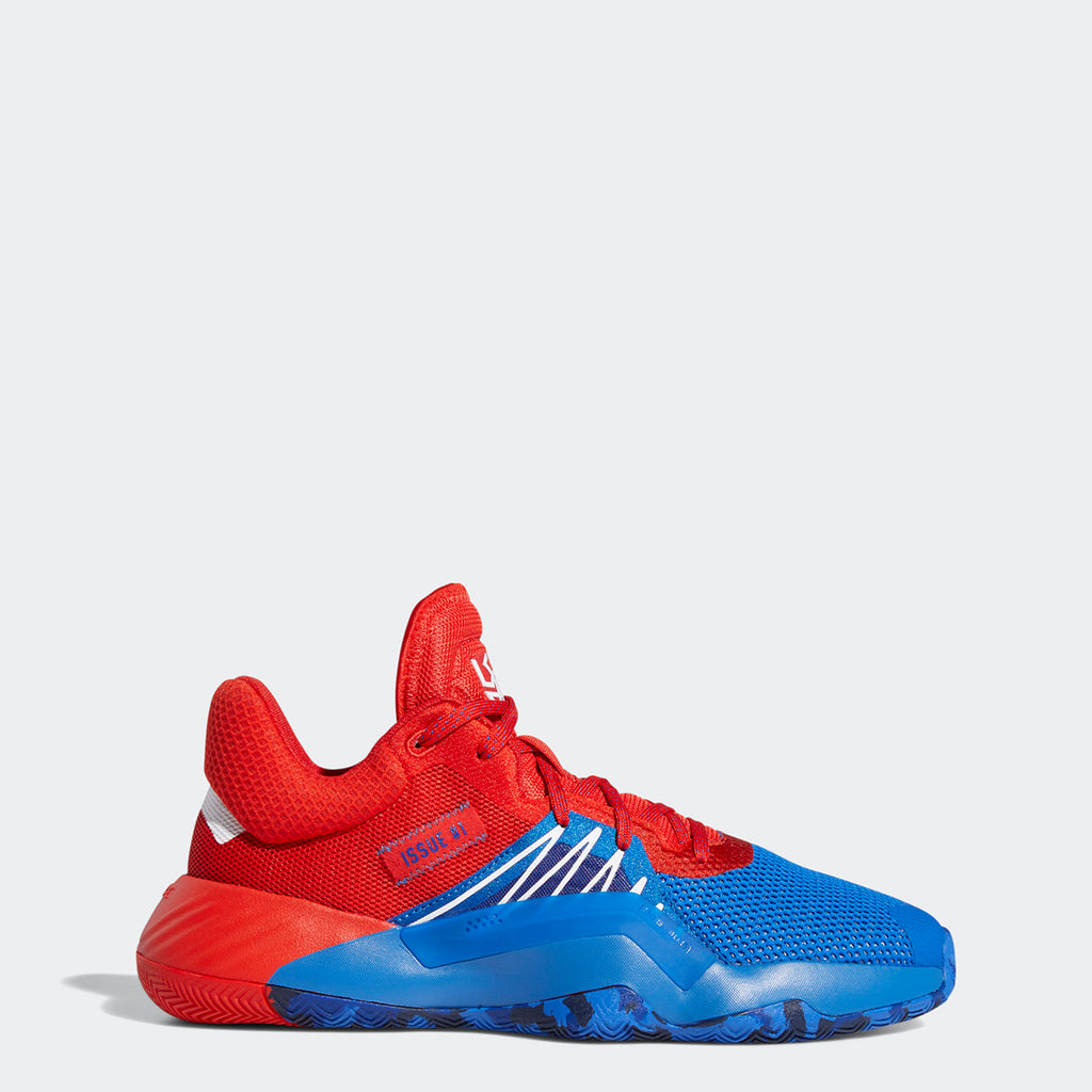 Men's adidas Basketball Marvel's Amazing Spider-Man D.O.N. Issue #1 Shoes
