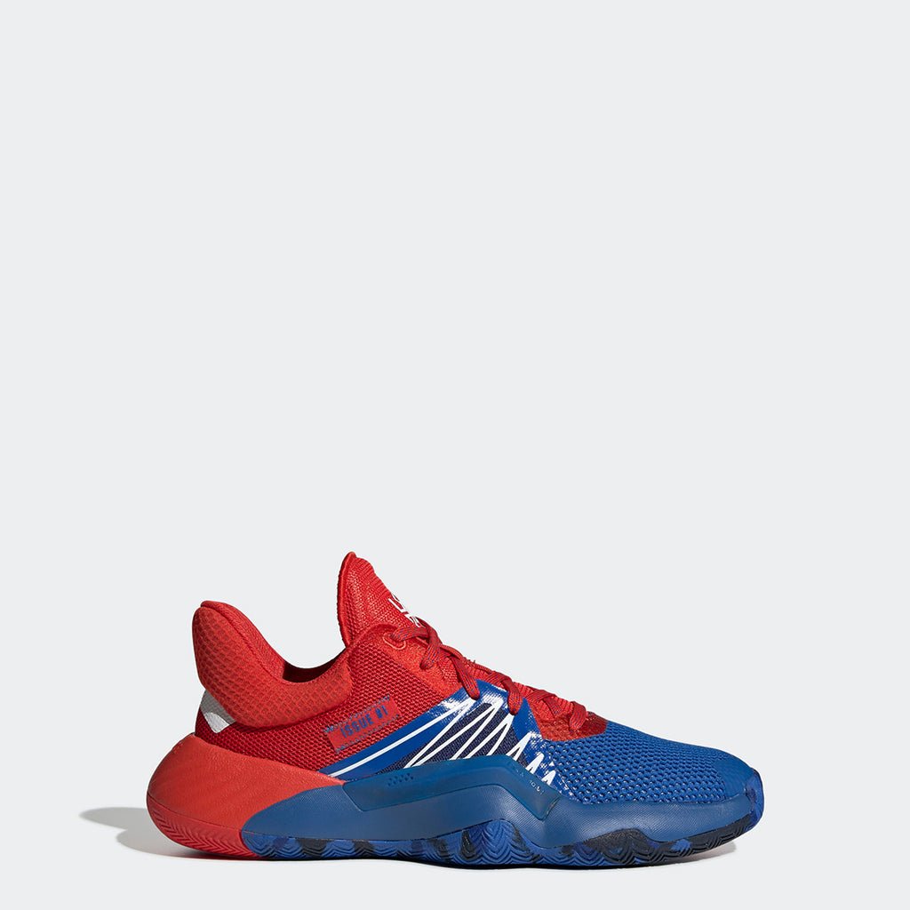 Kid's adidas Basketball Marvel's Amazing Spider-Man D.O.N. Issue #1 Shoes