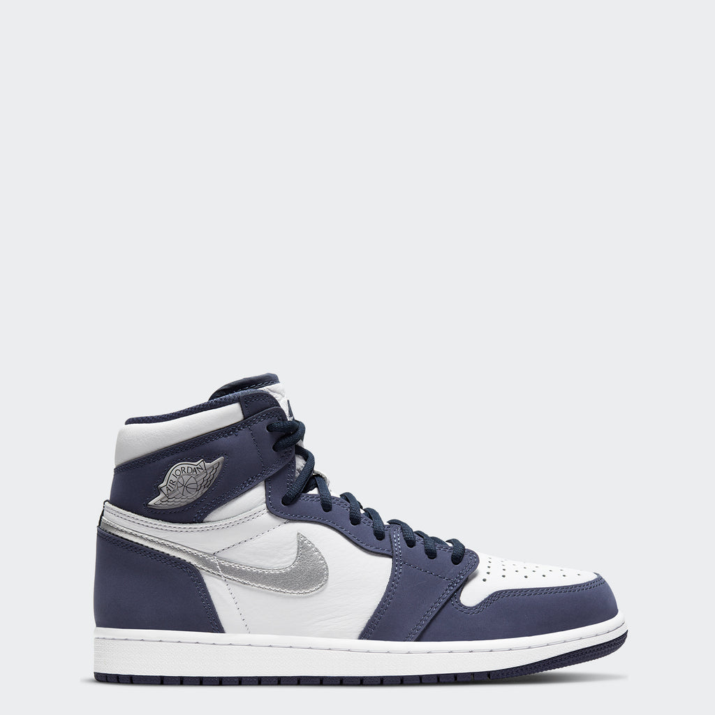 "Men's Air Jordan 1 High OG CO.JP ""Midnight Navy"" DC1788-100 