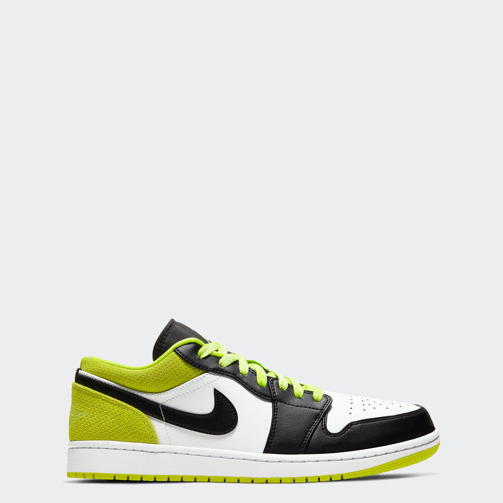 "Men's Air Jordan 1 Low SE Shoes ""Cyber"""