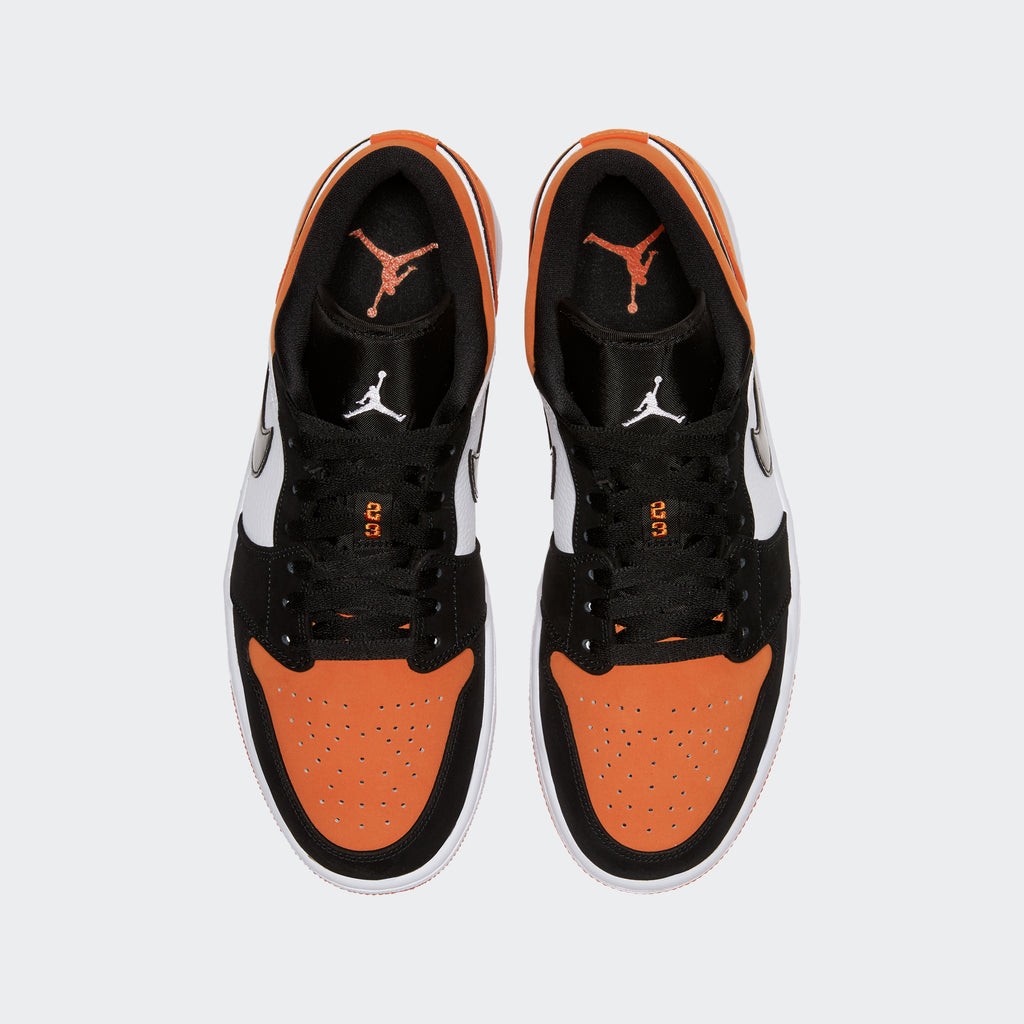 "Men's Air Jordan 1 Low Shoes ""Shattered Backboard"""