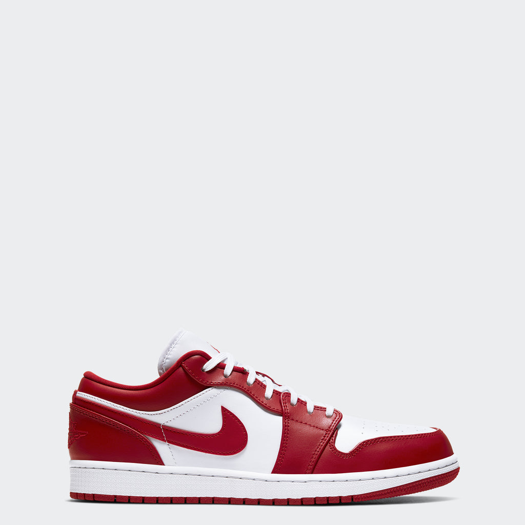 "Men's Air Jordan 1 Low ""Gym Red"""