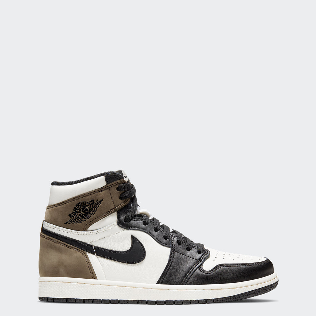 "Mens Air Jordan 1 Retro ""Dark Mocha"" 555088-105 