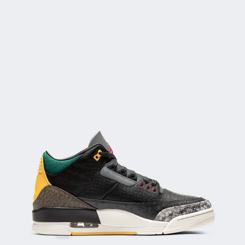 "Men's Air Jordan 3 Retro SE ""Animal Instincts 2.0"" (CV3583-003) 