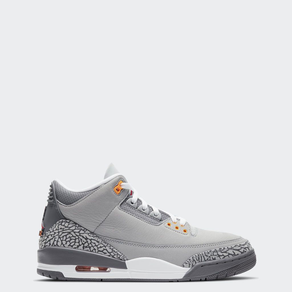 "Men's Air Jordan 3 Retro ""Cool Grey"" CT8532-012 