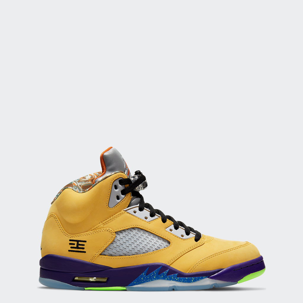 "Men's Air Jordan 5 Retro SE ""What The"" CZ5725700 