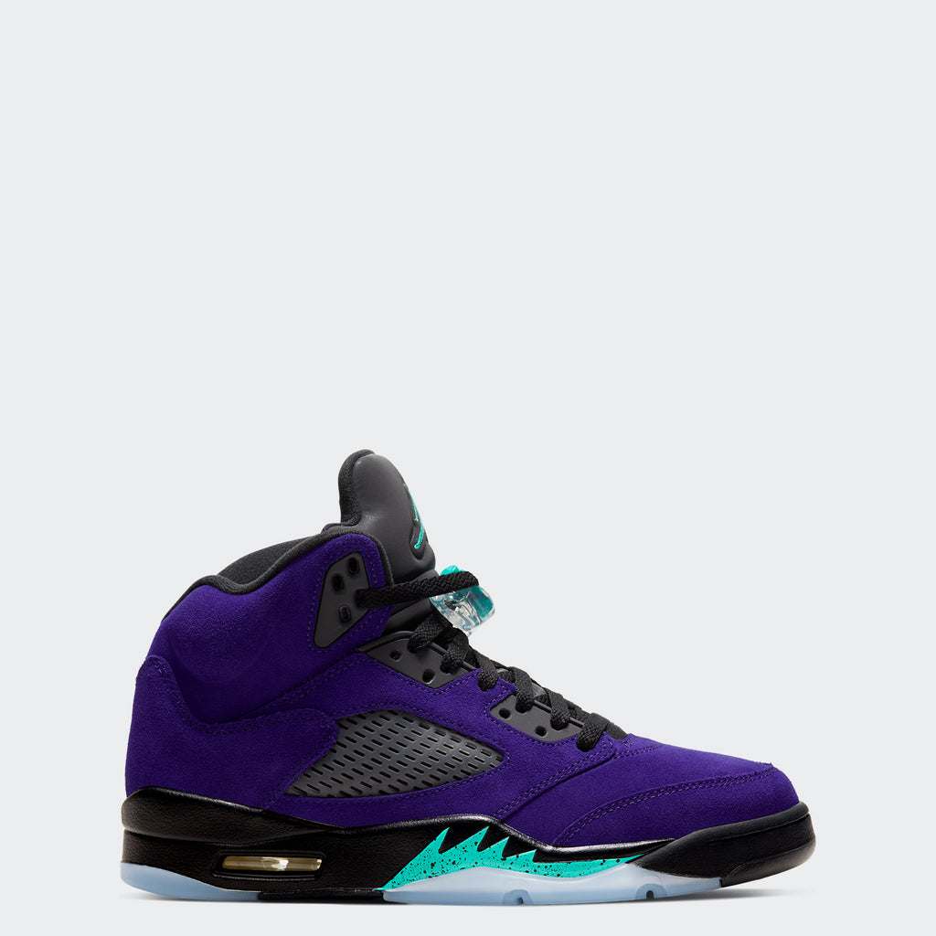 "Men's Air Jordan 5 ""Purple Grape"""