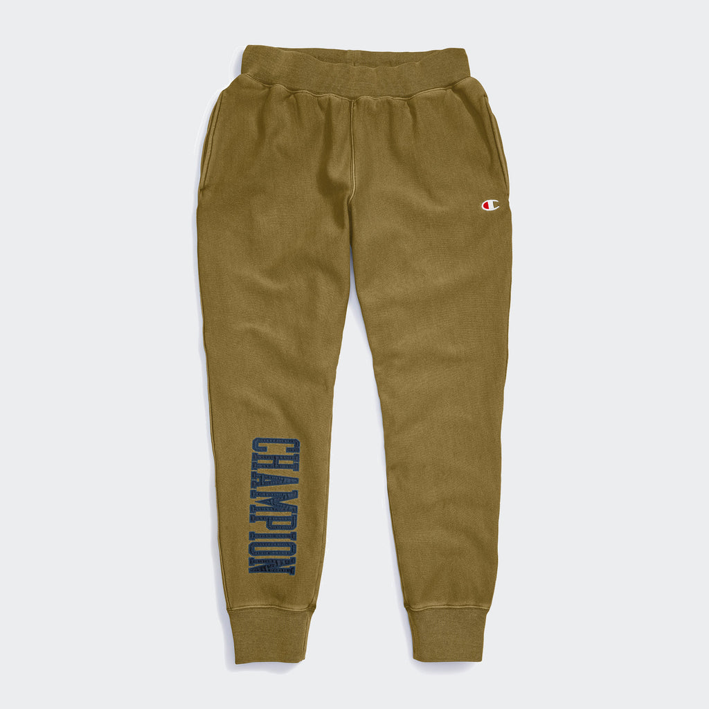 Men's Champion Life Vintage Wash Joggers Imperial Gold