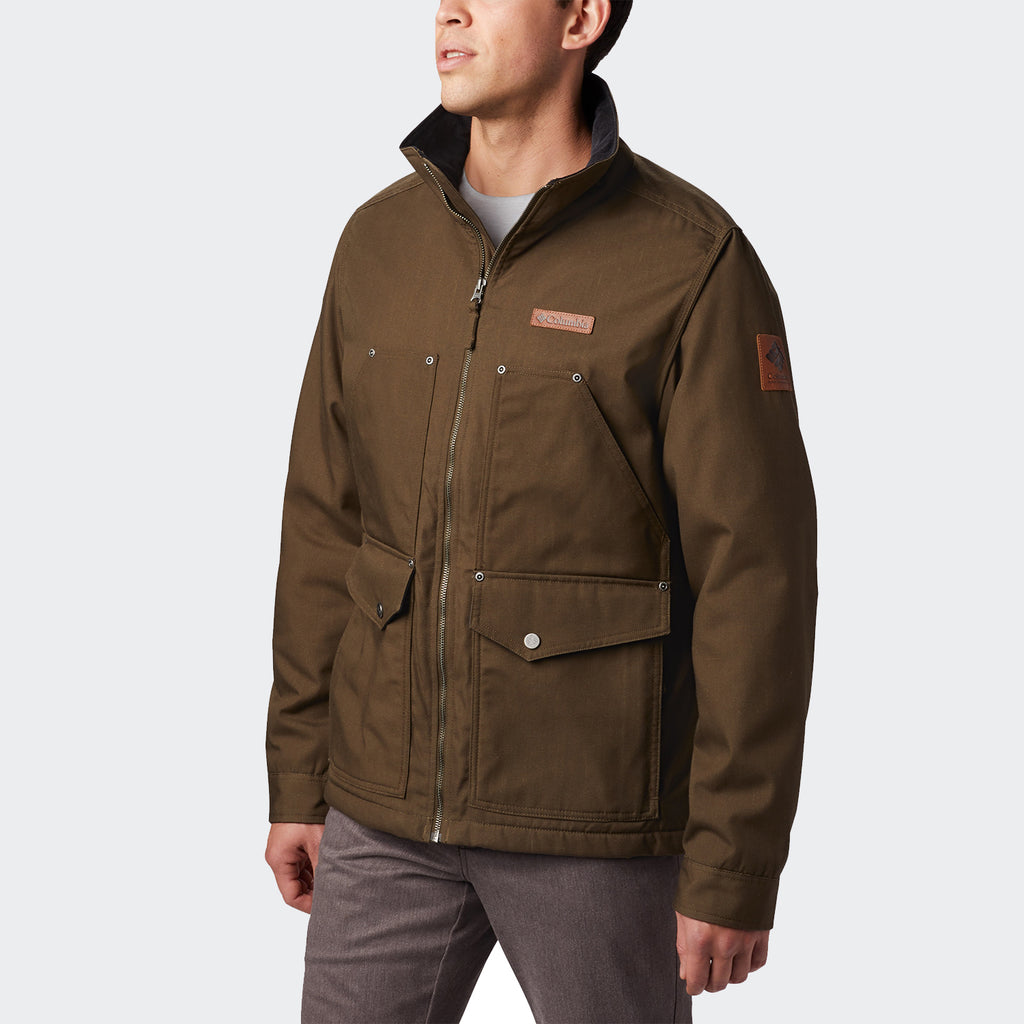 Men's Columbia Loma Vista Jacket Olive Green