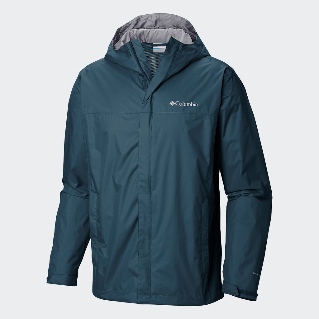 Men's Columbia Watertight II Jacket Petrol Blue