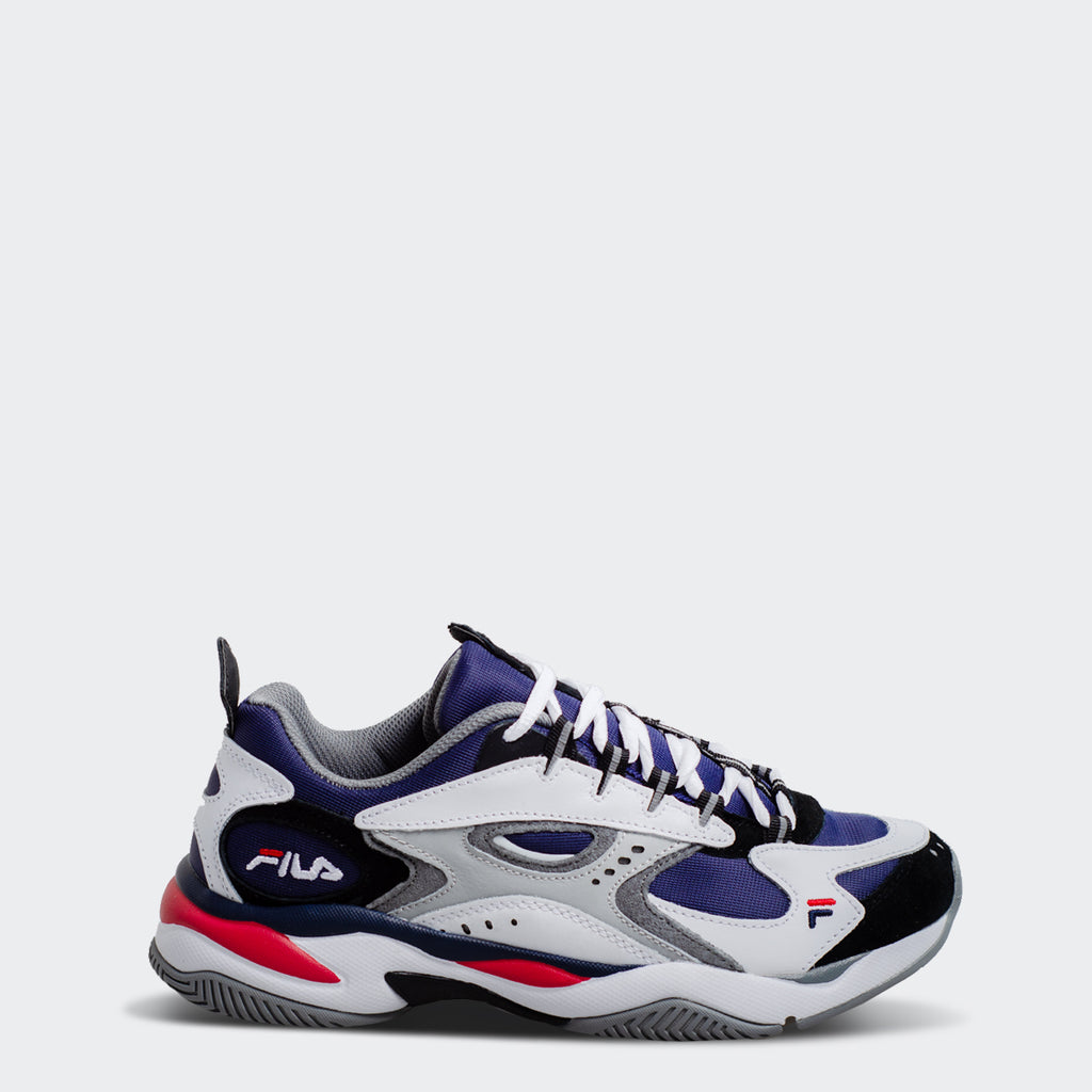 Men's FILA Boveasorus Shoes Navy
