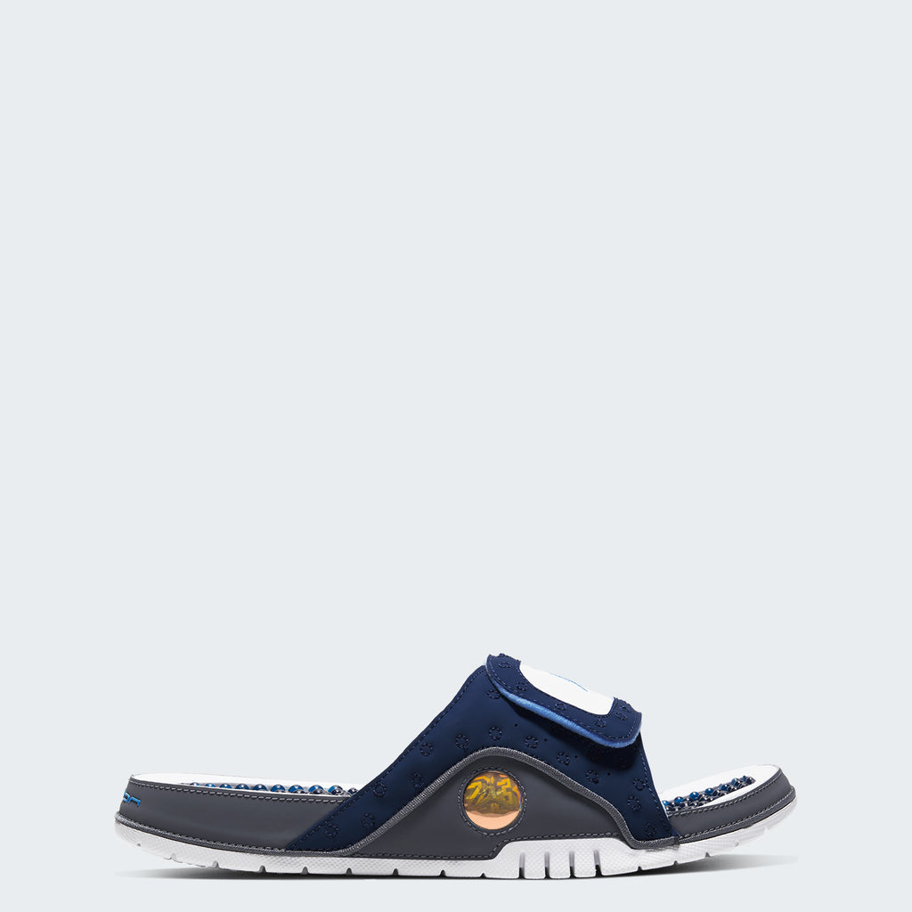 "Men's Jordan Hydro 13 Retro Slides ""Navy"""