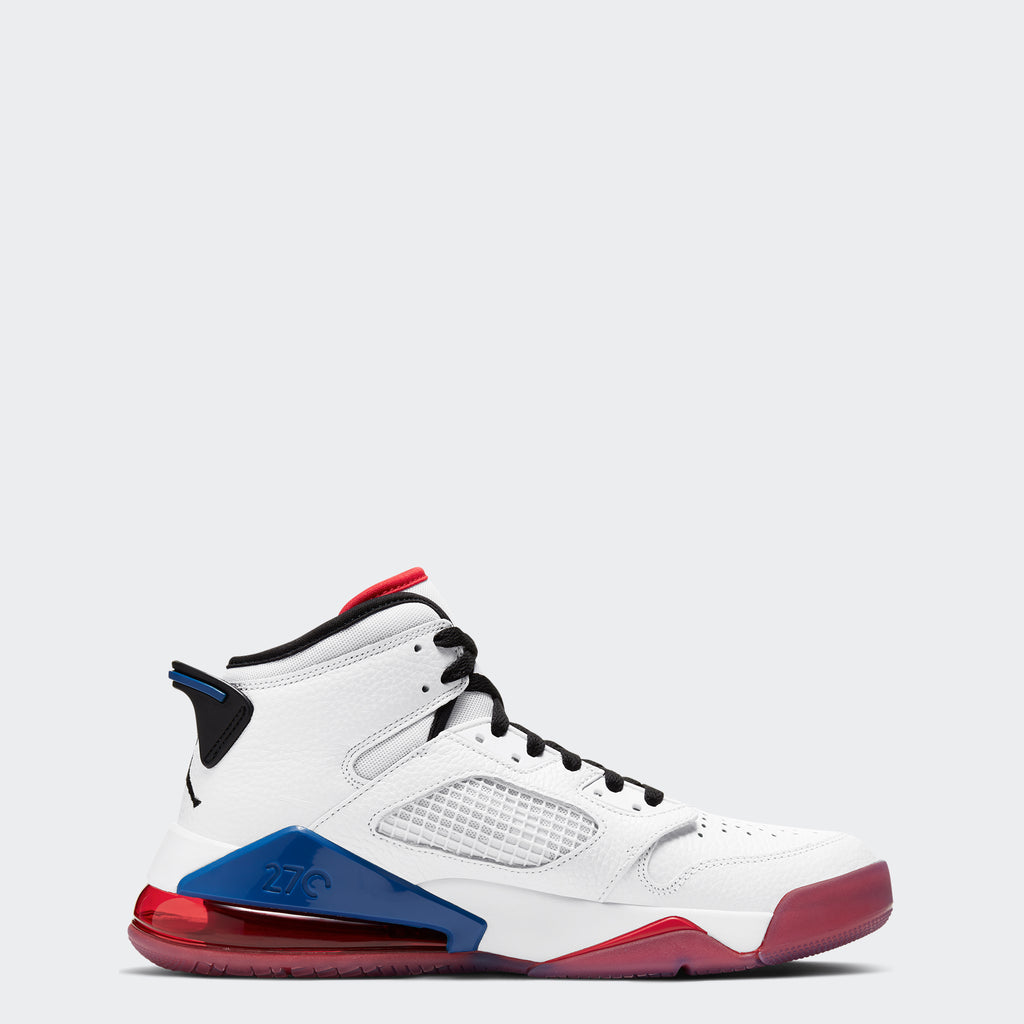 "Men's Jordan Mars 270 Shoes ""White Red"""