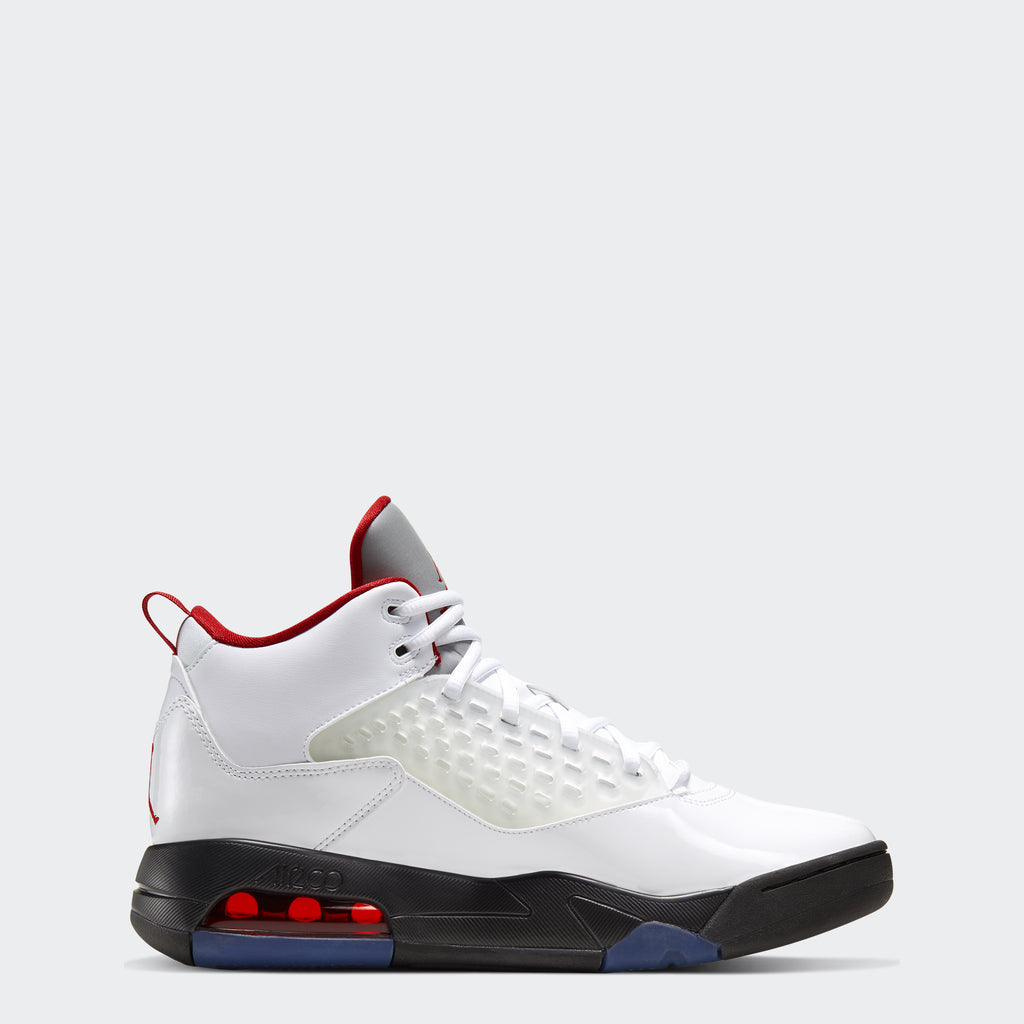 "Men's Jordan Maxin 200 Shoes ""White Red"""