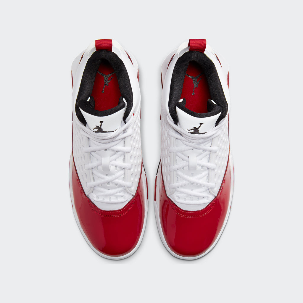 "Men's Jordan Maxin 200 Shoes ""White Gym Red"" (SKU CD6107-106) 