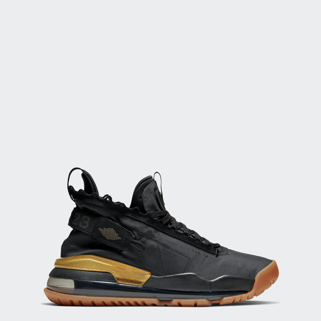 "Men's Jordan Proto-Max 720 Shoes ""Black Gold Gum"" (SKU BQ6623-070) 