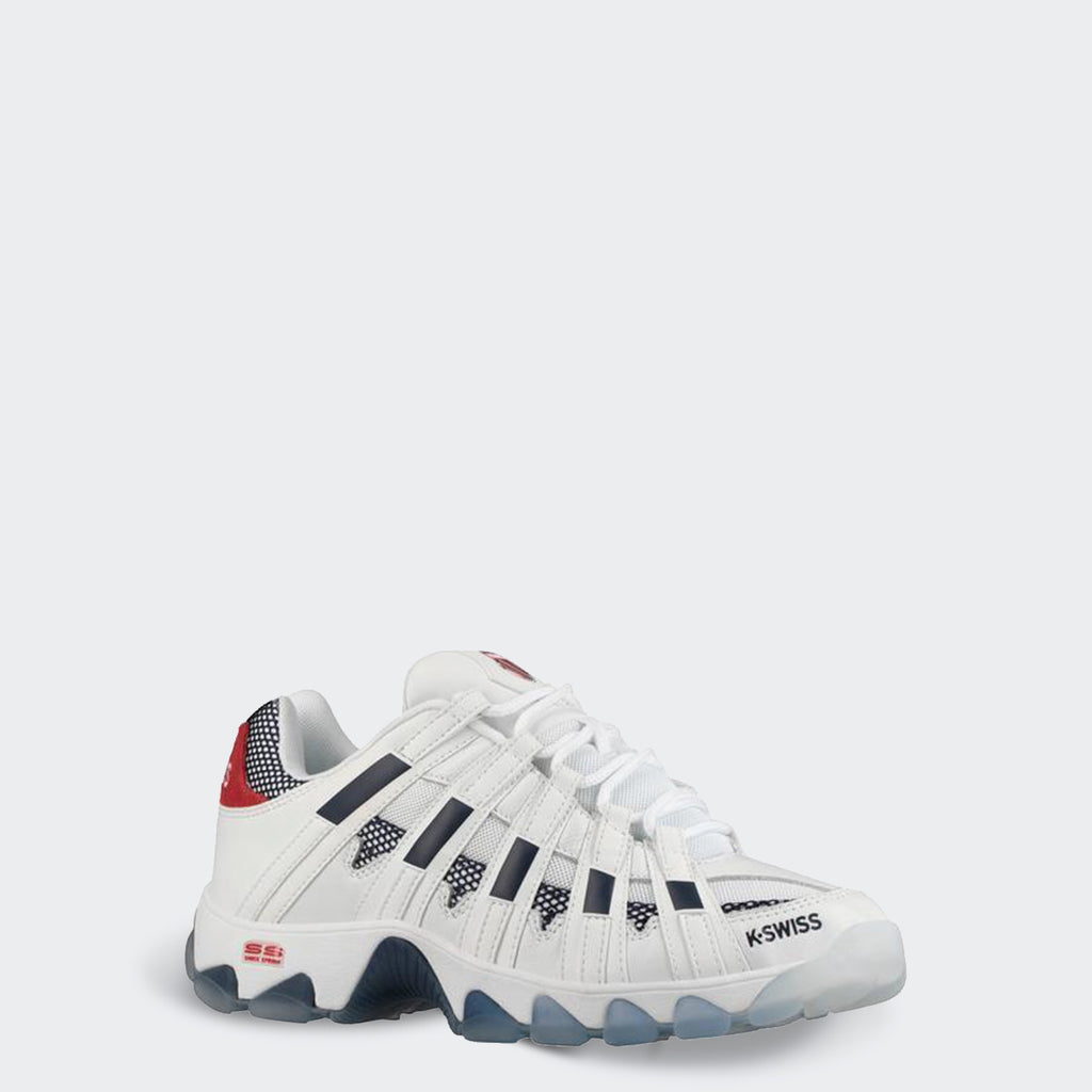 Men's K-Swiss ST429 SB Shoes White