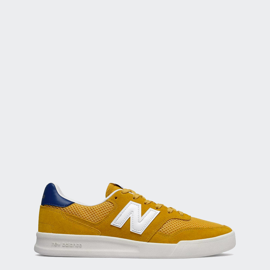 Men's New Balance 300 Shoes Varsity Gold