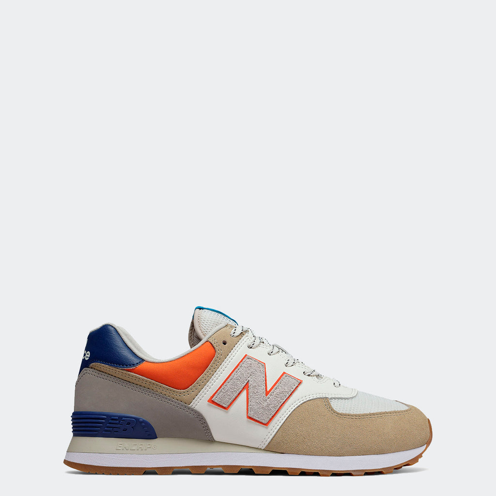 Men's New Balance 574 Shoes Incense