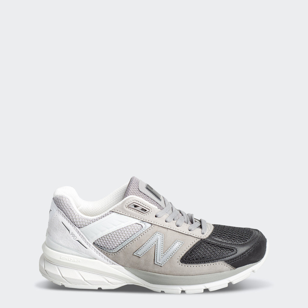Men's New Balance 990v5 Made in US Black Marblehead