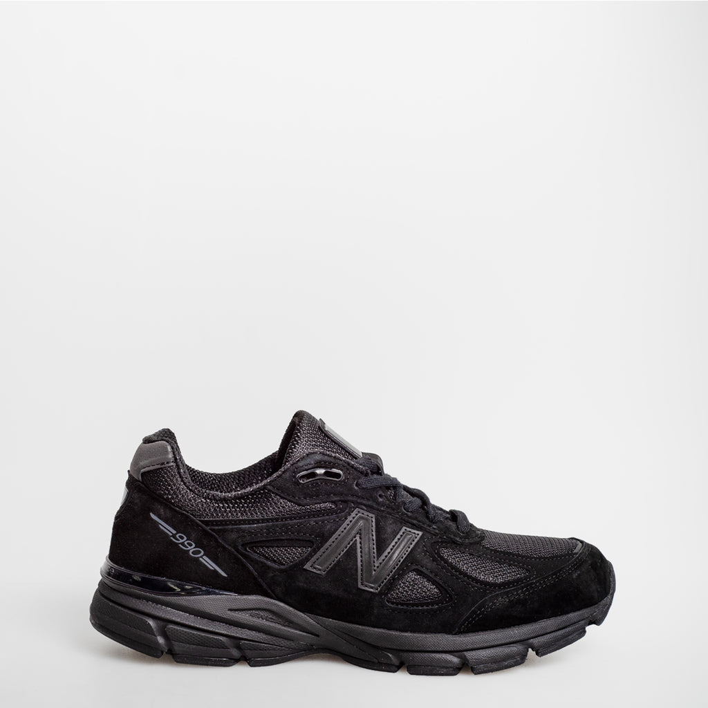Men's New Balance 990v4 Made in US Black