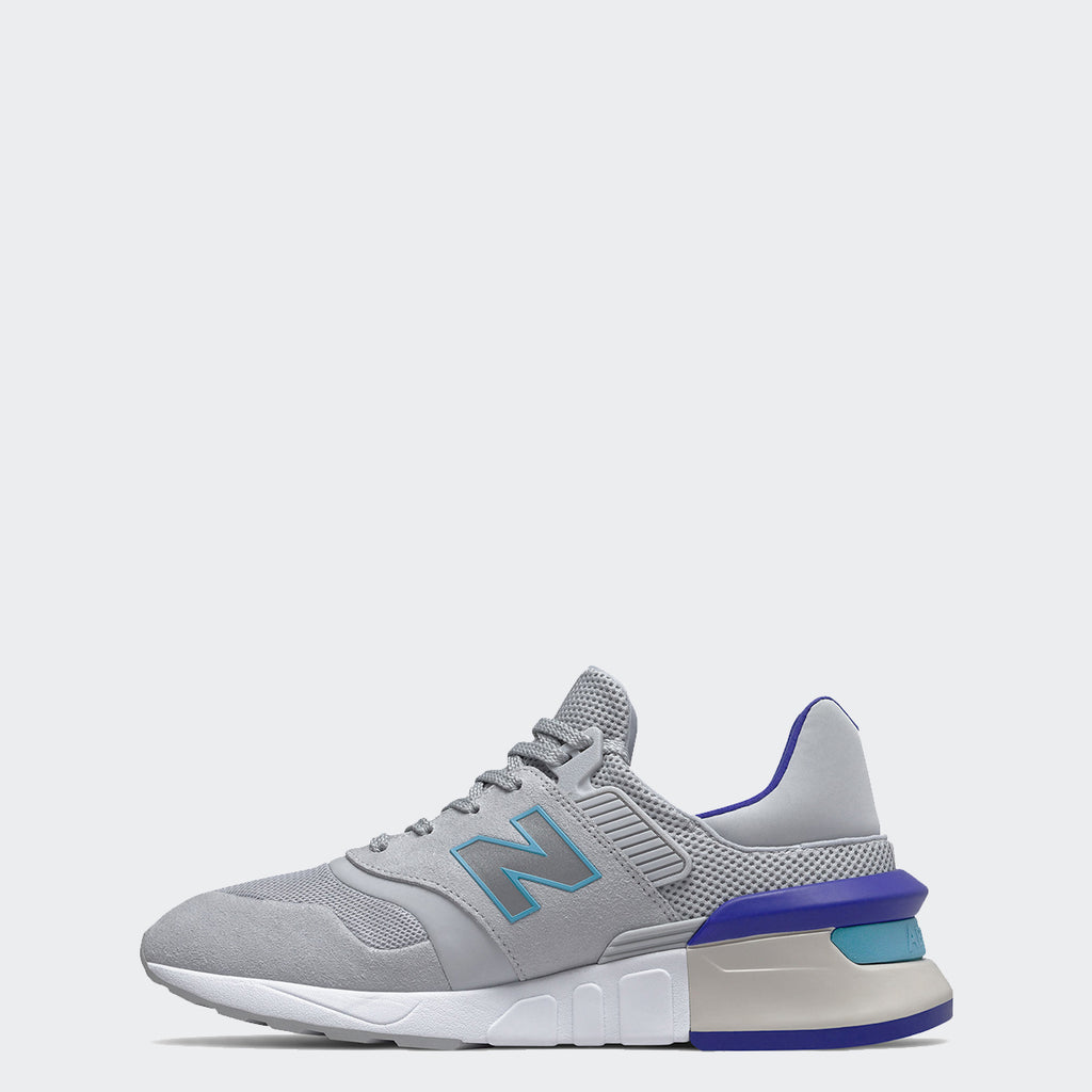Men's New Balance 997 Sport Shoes Light Aluminum