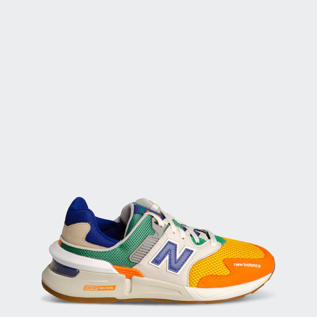 Men's New Balance 997 Sport Shoes Multicolor (SKU MS997JHX) | Chicago City Sports | side view