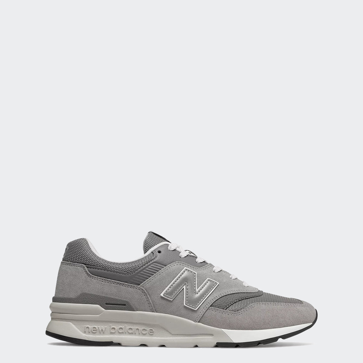 Men's New Balance 997H Shoes Marblehead with Silver CM997HCA