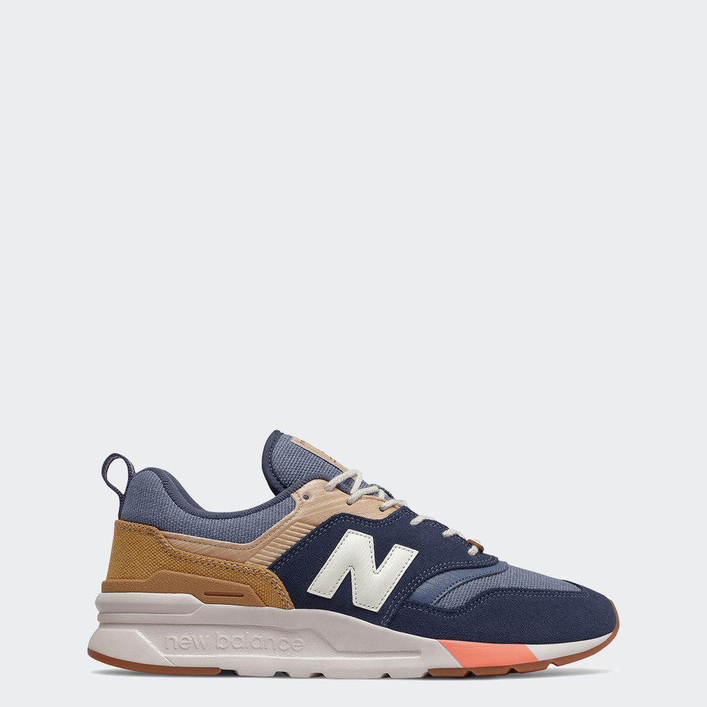 Men's New Balance 997H Spring Hike Shoes Navy