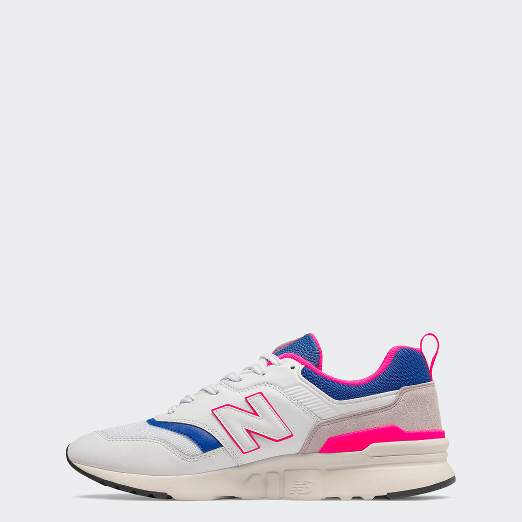 Men's New Balance 997H White Laser Blue