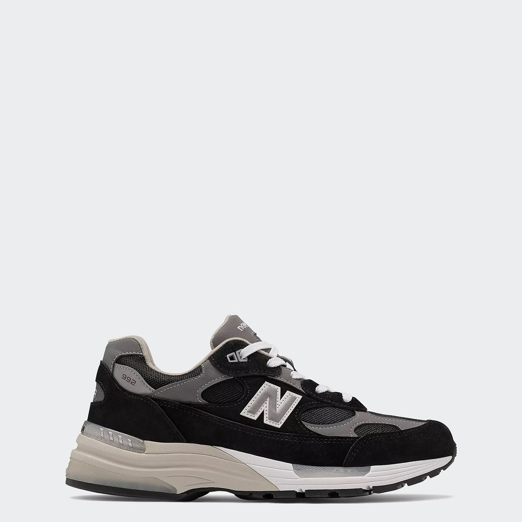 Men's New Balance Made in US 992 Black