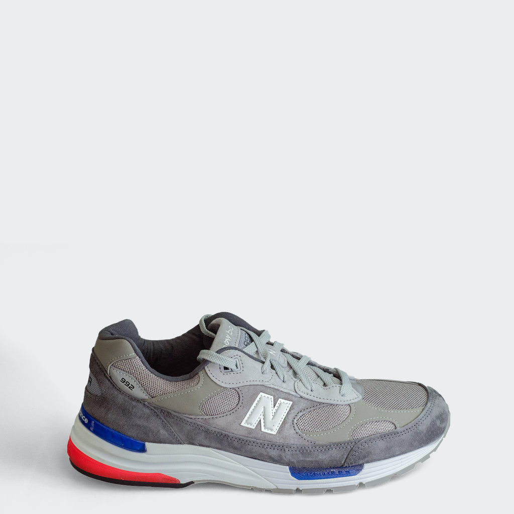 Men's New Balance Made in US 992 Grey