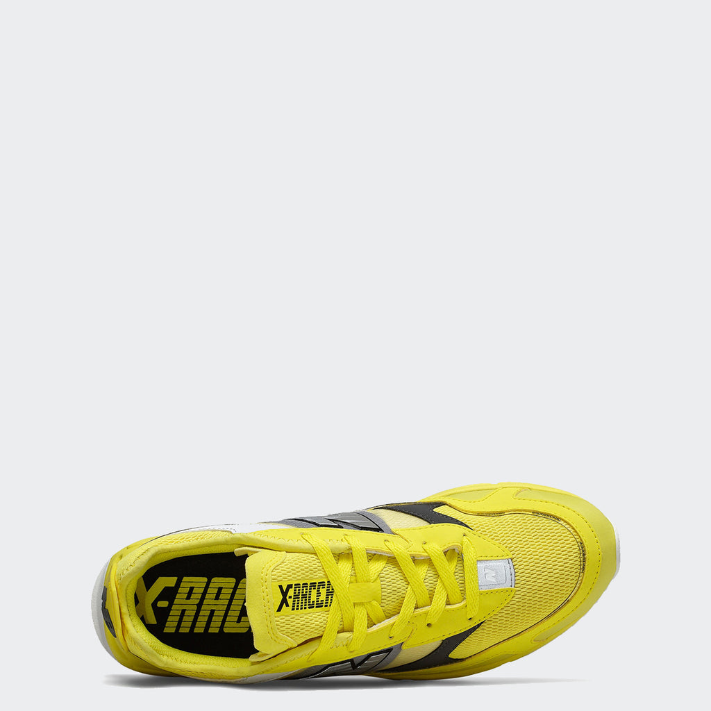 Men's New Balance X-Racer Shoes Yellow