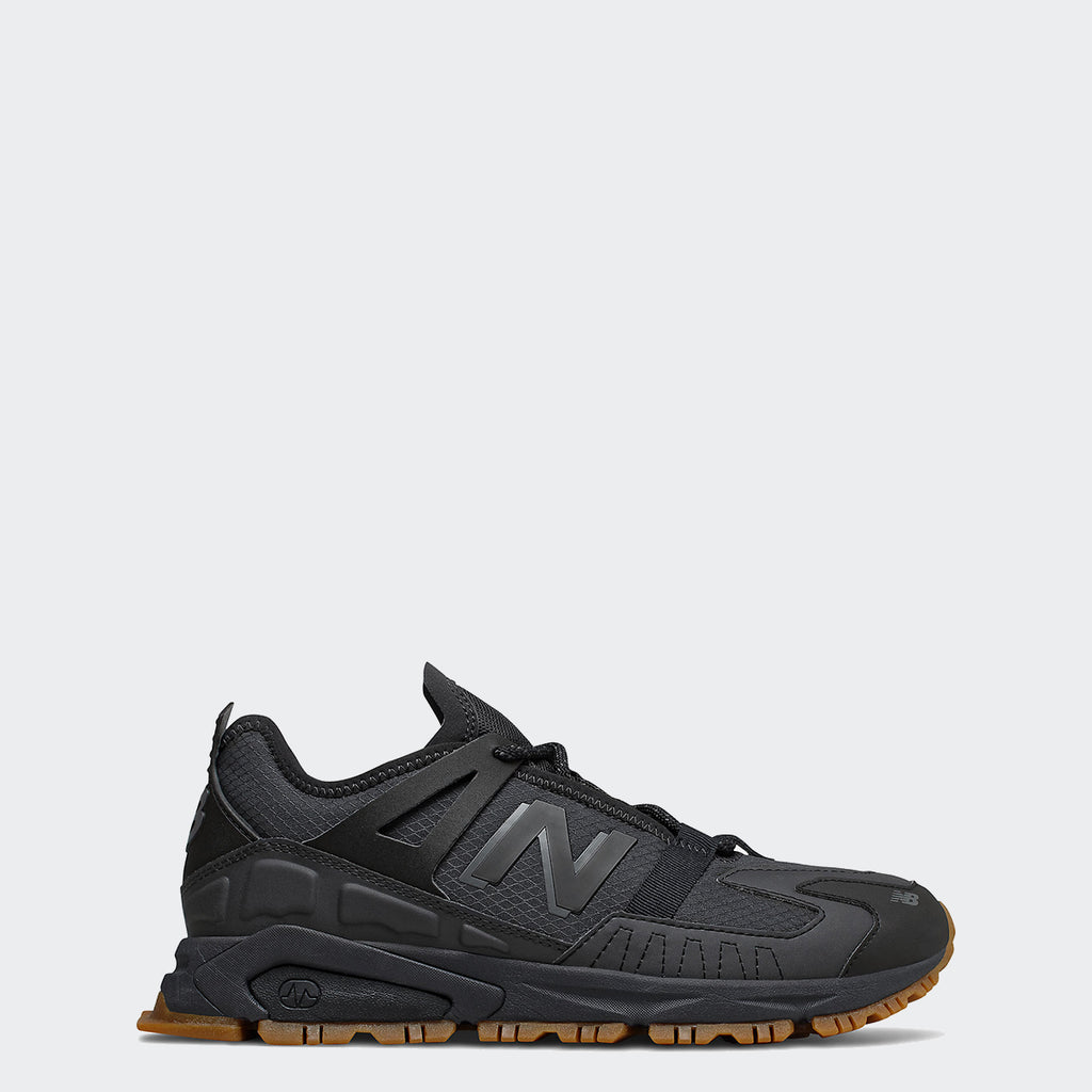 Men's New Balance XRCT Shoes Black with Phantom