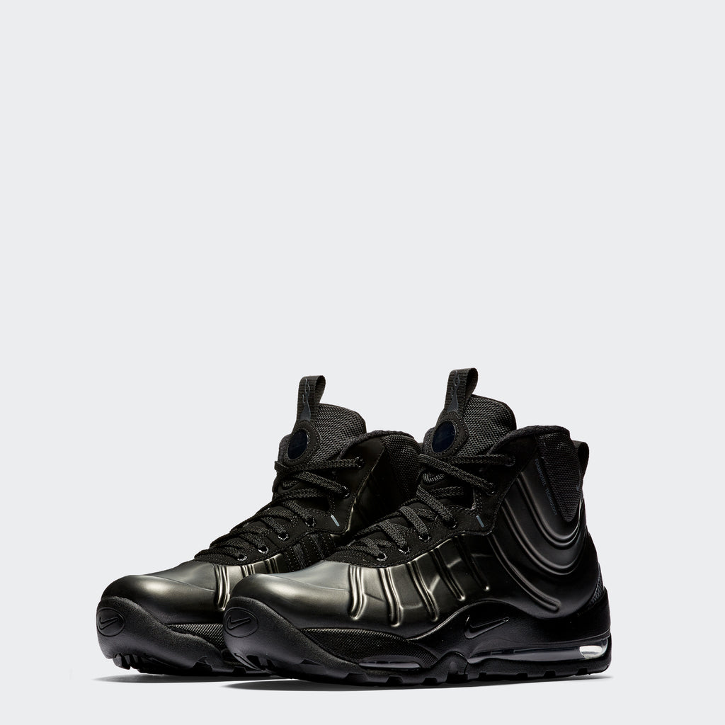 Men's Nike Air Bakin' Posite Shoes Black