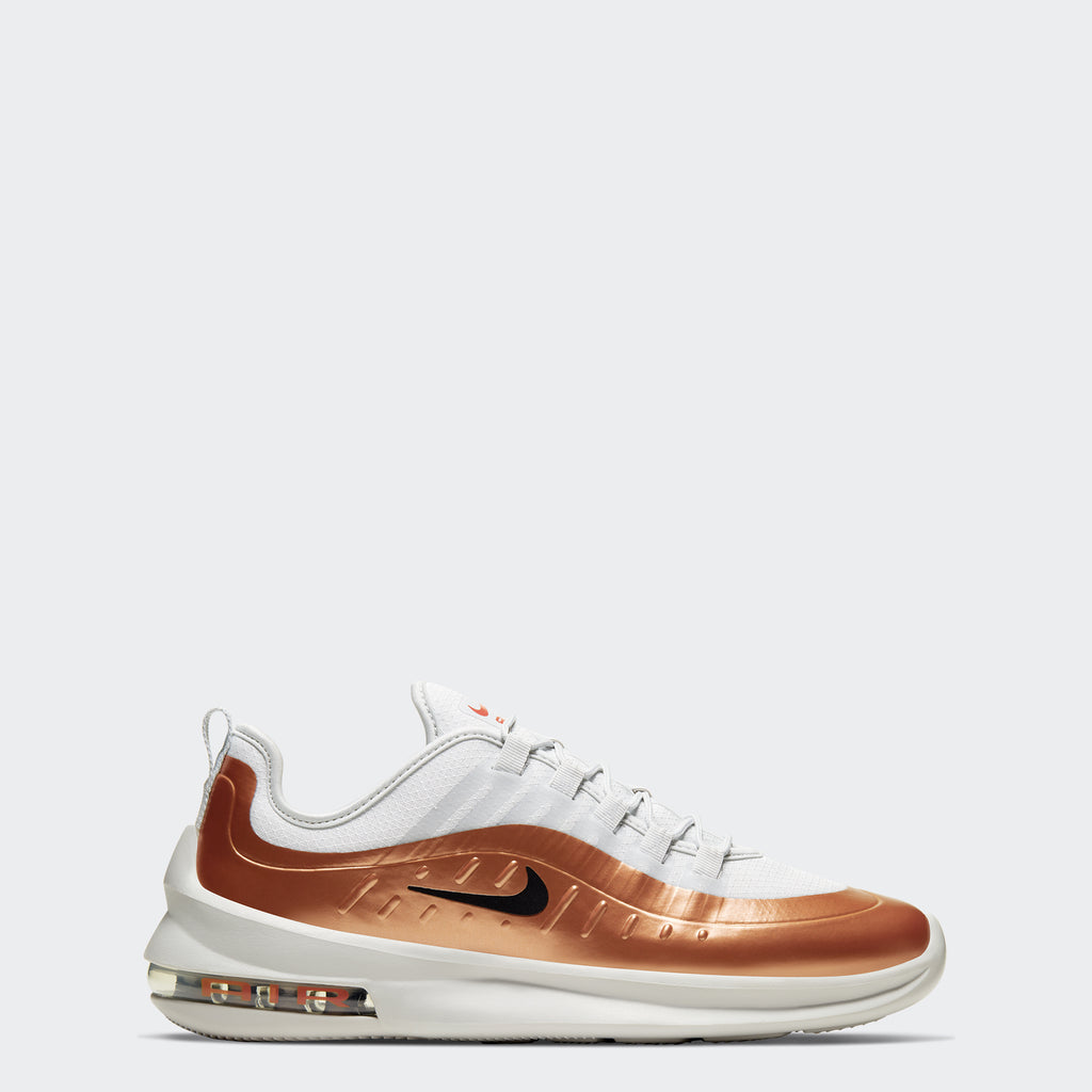 Men's Nike Air Max Axis Premium Shoes White Copper