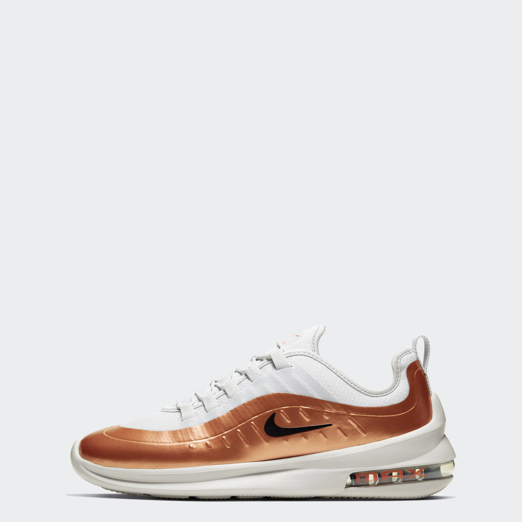 Men's Nike Air Max Axis Premium Shoes White Copper (SKU CD4154-002) | Chicago City Sports | side view